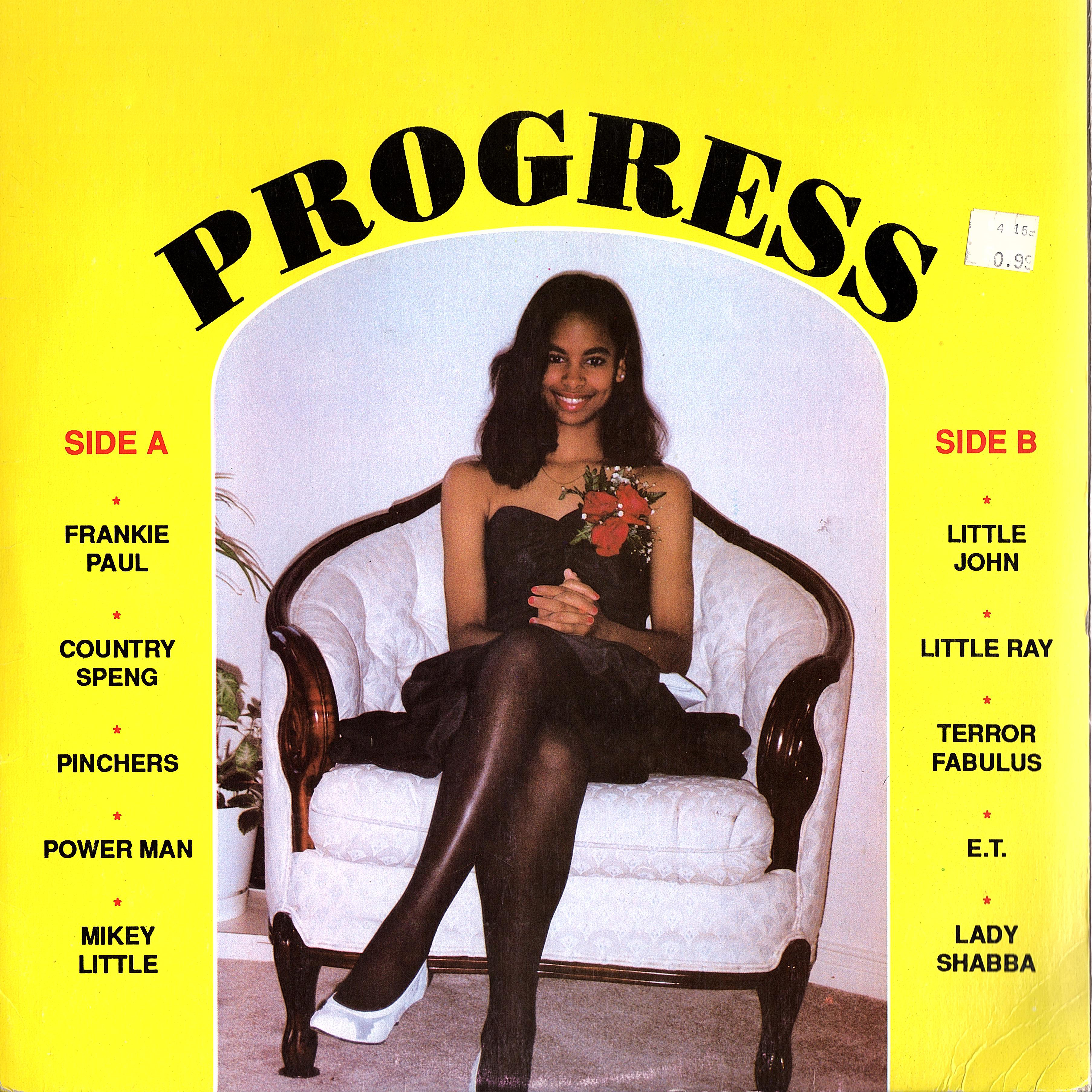 Progress Front Cover